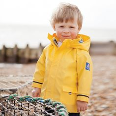 Children's Fisherman's Jacket   JoJo Maman Bebe
