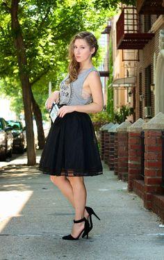 c0d43d0d88a4 Summer dress from  Marshalls  fabfound  projectfab  dress