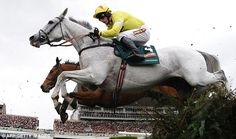 Neptune Collonges with Jockey Daryl Jacob onboard jumps the Water Jump on the way to winning the Grand National horse race at Aintree Racecourse Liverpool, England, Saturday, April (AP Photo/Jon Super) Grand National Horses, Liverpool Home, Liverpool England, Horse Racing, Race Horses, Jumping Horses, Neptune, Sport Of Kings, Fox Sports
