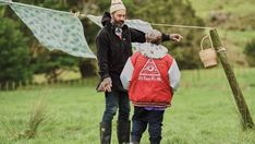 Anyone know where I can find this jacket from The Wilder People? Ricky Baker, Wilder People, Hunt For The Wilderpeople, Taika Waititi, Couple Photos, Jackets, Inspiration, Inspired, Fashion