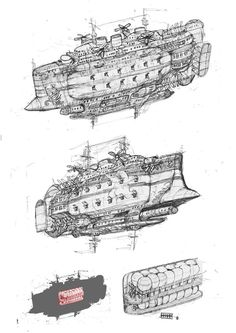 Ironclad frigate by yau88hse on DeviantArt