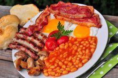 Pripravte si na grile dokonalé, anglické raňajky - Páni v najlepších rokoch Pot Roast, Ethnic Recipes, Food, Carne Asada, Roast Beef, Essen, Meals, Yemek, Eten