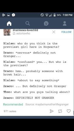 More Dramione..... I wished it happened