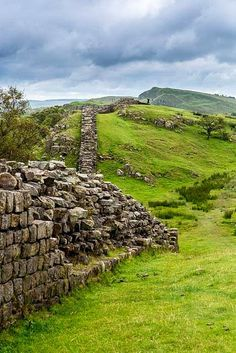 Hadrians Wall, Northumberland, England ok I have seen a bit of it but I would like to see more