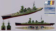 Gun Turret, My Settings, Big Guns, Dieselpunk, Battleship, Ww2, Statue Of Liberty, Sailing, Coastal