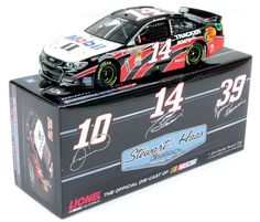 NEW IN STOCK  2013 1/24 Action Tony Stewart Mobil 1