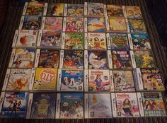 #Nintendo ds #games bundle collection kids girls animals pal #complete 3ds dsi li,  View more on the LINK: http://www.zeppy.io/product/gb/2/252729732018/