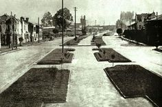 1930. Avenida Caracas | Así Sucedió