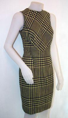 Versace original dress - I love italian fashion. abito originale Versace. Amo la moda italiana. By http://www.facebook.com/jsvintage
