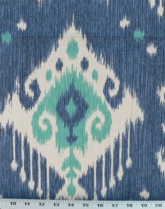 Dakota Ocean | Online Discount Drapery Fabrics and Upholstery Fabric Superstore!#prodbox