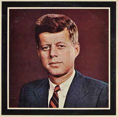 John F. Kennedy - John Fitzgerald Kennedy 1917-1963 (A Memorial Album): buy LP, Album, Mono at Discogs