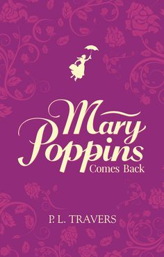 Marry Poppins Comes Back (Lettering Version)