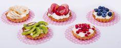 Tartaletki z owocami Pyszne babeczki na zwieńczenie romantycznej kolacji #intermarche #walentynki #tartaletki