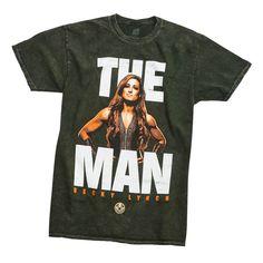 "WWE Mattel Elite 4 Custom Undisputed Era /""Gold/"" Shirt for Wrestling Figure NXT"