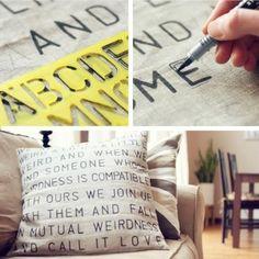 Ideas para Cojines Decorativos - Curso de organizacion de hogar aprenda a ser organizado en poco tiempo