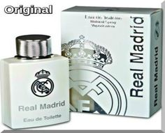Original real madrid fc - eau de toilette men s 3.4 oz edt spray fb730fbef66b8