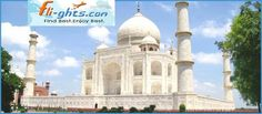 Beautiful Agra travel packages on Fli-ghts.com with affordable rate for anyone.