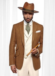 The Phineas Cole collection represents a more glamorous style with reimagined classics in custom exclusive prints and patterns. Event-ready tuxedos, minimally constructed suiting, ultra-technical fabrics and modern designs. Sharp Dressed Man, Well Dressed Men, Pin Collar Shirt, Fashion Shoes, Mens Fashion, La Mode Masculine, Suit And Tie, Stylish Men, Hats For Men