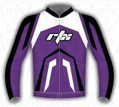 #motorcycle #motorbike #leathers  Awesome NEW RTX Branded Jacket Exclusively Designed for Reltex.co.uk by Jerahco Graphics