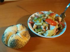 Kureci zeleninovy salat