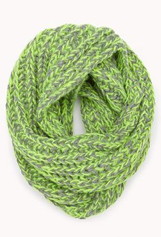 Duo-Toned Infinity Scarf   FOREVER21 - 1027704786
