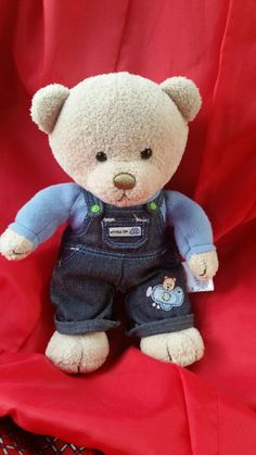 Carter's teddy bear on the go for sale @ebay.com /nawtee531