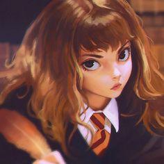 """""""First Year Hermione"""" by KR0NPR1NZ on #DeviantArt"""