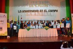 En Quinchía se gradúan 25 técnicos profesionales  y 4 tecnólogos en Producción de Alimentos