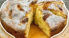 Apple Recipes, Cake Recipes, Dessert Recipes, Banana Pie, Serbian Recipes, Cheesecake Cake, Romanian Food, Chicken Salad Recipes, Dessert Drinks