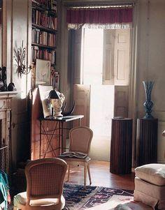 El encanto del encaje pero en papel cortina de papel diy for Amoblar departamentos pequenos