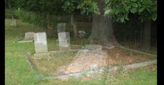 The Haunted History Of This South Carolina Cemetery Will Chill You To The Bone