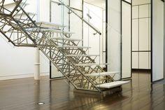 Genetic Stair by Caliper Studio , via Behance