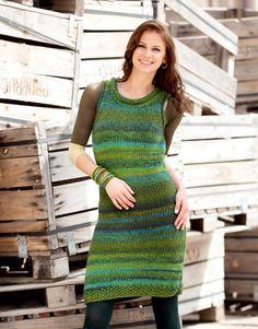 Revista mujer Joven 11 Otoño / Invierno | 46: Mujer Vestido | Verde