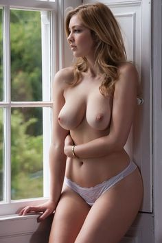 Nude and sexy