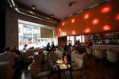 Popular, bustling cafe in Prague's New Town Prague Apartment, Rental Apartments, Popular, Luxury, Interior, Cafes, Indoor, Popular Pins, Interiors