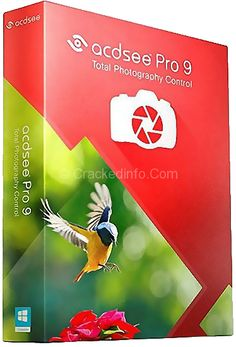 ACDSee Pro 9 Crack Plus Serial Number Free Download is a tool in which preview, editing, transfering,establishing, raising and inserting of image can done.