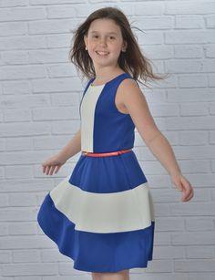 Molly Scuba Tank Dress
