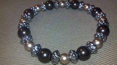 Swarovski Pearl Bracelet by Shelithas on Etsy, $16.99