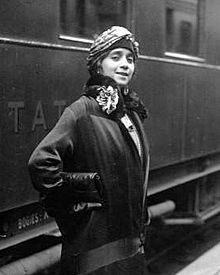 Lillian Evanti (August 12, 1890 - December 6, 1967) was an African American opera singer. Evanti, a soprano debuted in 1927 in Deibe's Lakme at Nice, France. She graduated from Howard University with a Bachelor's Degree in music and studied in France and Italy. Evanti is most famous for being the first African American female professional opera singer.