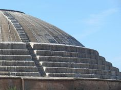 Another very rare view of the Pantheon!