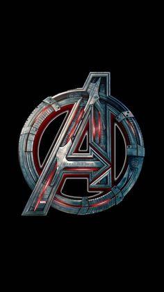 avengers wallpaper by - 72 - Free on ZEDGE™ Marvel Logo, Marvel Art, Marvel Heroes, Marvel Avengers, Marvel Background, Black Background Images, Iron Man Cartoon, Deadpool Pikachu, Captain America Wallpaper
