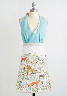 Woods You Join Me? Apron