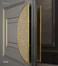 56 Ideas main door handle design cabinet hardware for 2019 Door Knobs, Door Handles, Door Pulls, Drawer Pulls, Main Door Handle, Sicis Mosaic, Main Door Design, Door Detail, Modern Door