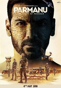 John Abraham released the Parmanu Teaser here. See Parmanu Teaser A nuclear thriller based on true events. See the John Abraham Patriotic Side in the teaser Watch Hindi Movies Online, Hd Movies Online, 2018 Movies, New Movies, Movies To Watch, Movies Free, Latest Movies, Film Watch, Blockbuster Movies