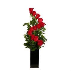 valentines roses flowers arrangements - Google Search