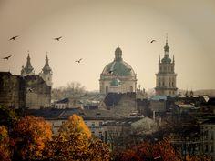 Lviv, Ukraine (by Iryna Mandryka)