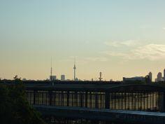sunrise at Bahnhof Zoo in Berlin  travel, germany