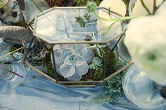 FLÓRA Floral Botanical Atelier Winter wedding/ Industrial