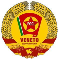 Logo non ufficiale della Fgci Veneto