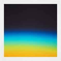 Hiroshi Sugimoto x Hermes 'Polaroid' scarf